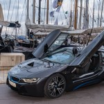 El nuevo cupé híbrido BMW i8