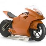 La moto más cara: la Ecosse Spirit ES1