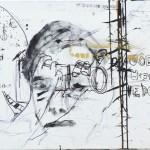 La artística visita de Peter Doherty a Barcelona