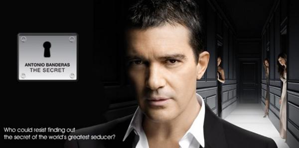 The Secret Antonio Banderas