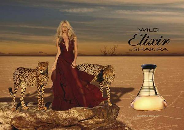 Wild Elixir Shakira