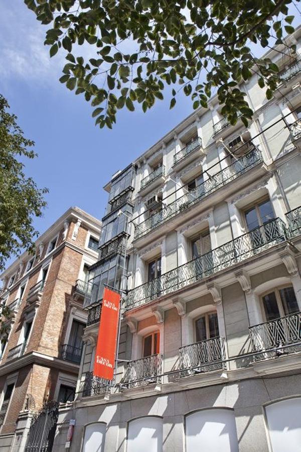 casa-decor-madrid-2014-fachada coam barquillo