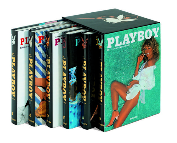 cofre Hugh Hefner's Playboy 1926-1979