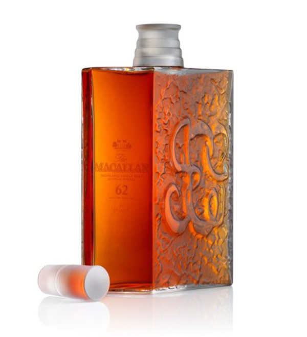 macallan 62 bottled