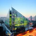 La arquitectura sostenible de Parkview Green