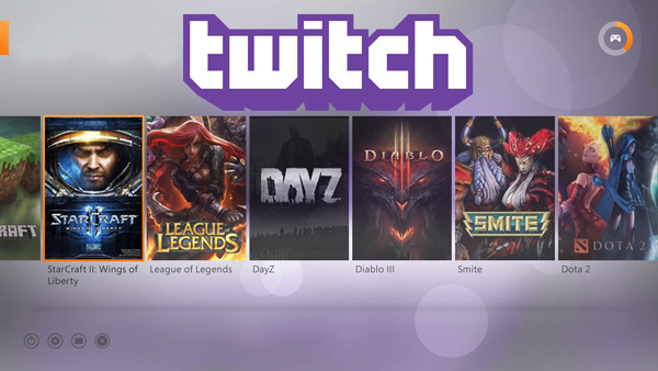 twitch games