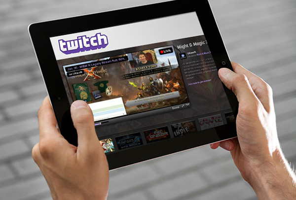 twitch tablet