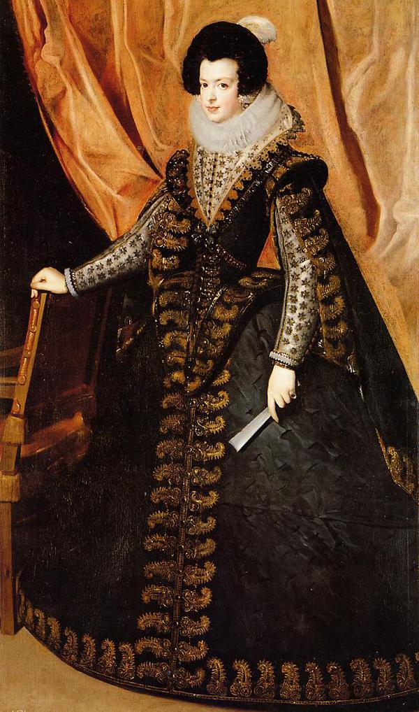 Isabel_de_Borbón,_by_Diego_Velázquez