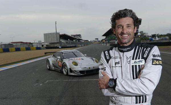 Patrick-Dempsey-Le-Mans-Video