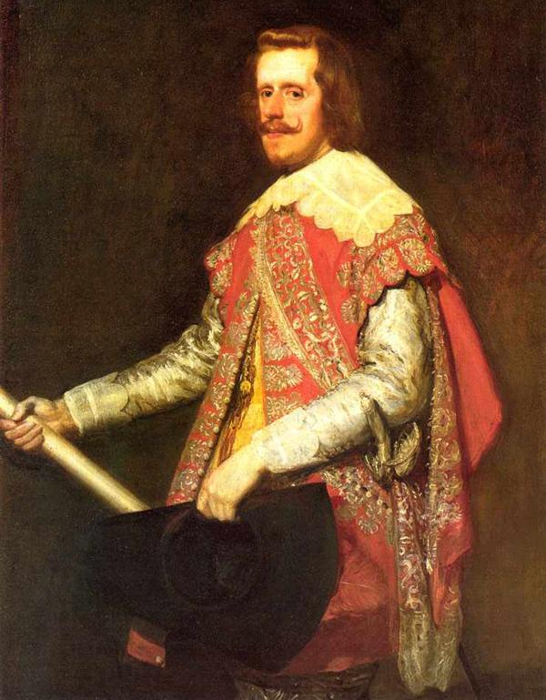 felipe iv rey espana