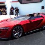 Volkswagen GTI inspirado en el juego GT 6