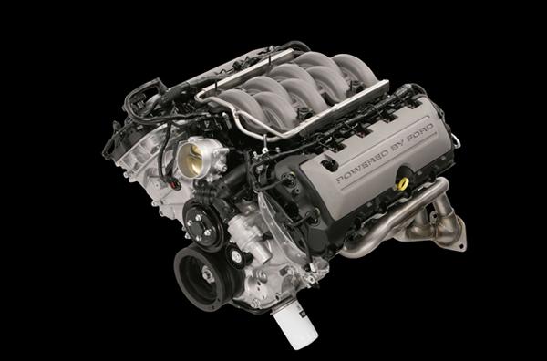 5.0 V8 ford