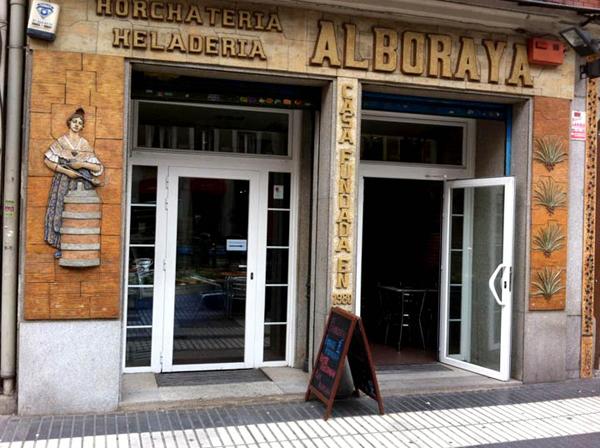 Alboraya-Horchateria-Madrid