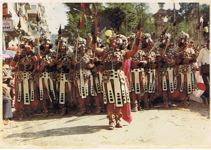 Escuadra especial Navarros 1976