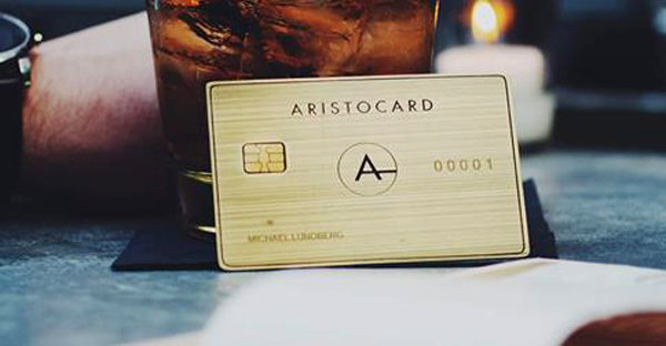 Aristocard estilo de vida de lujo en tus manos