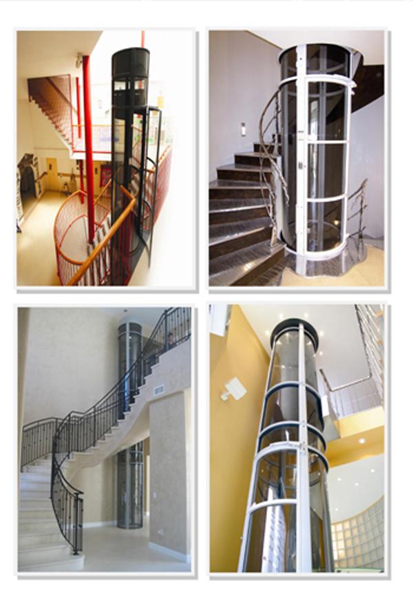 ascensores neumaticos de vacio