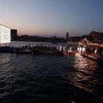 El primer Cine flotante de España en Alicante