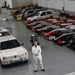 Fantástica colección de coches de Teo Martín