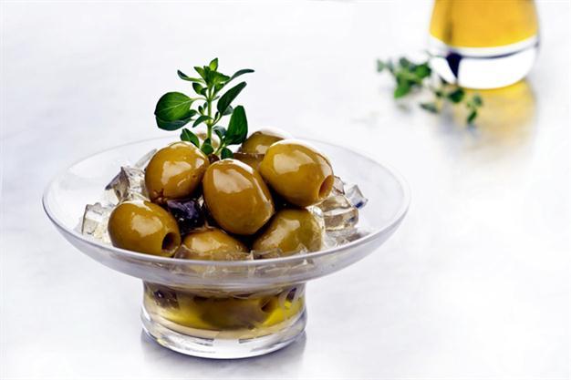El origen de las populares olivas rellenas