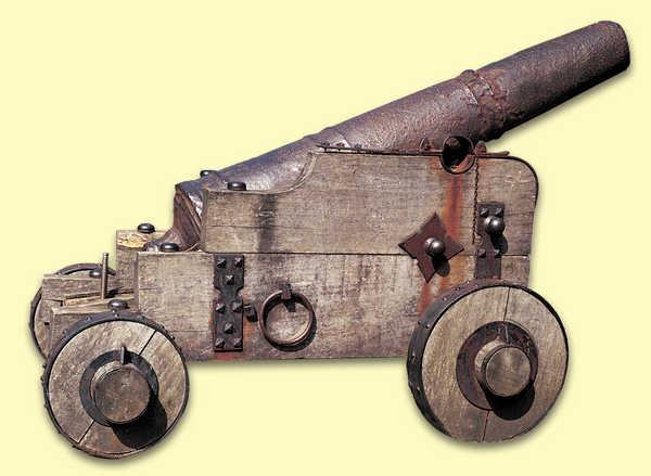 canojn siglo XVII