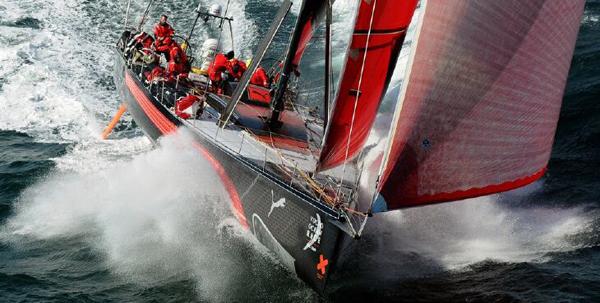equipo de la volvo ocean race