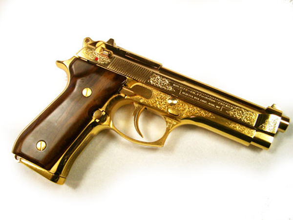 golden beretta