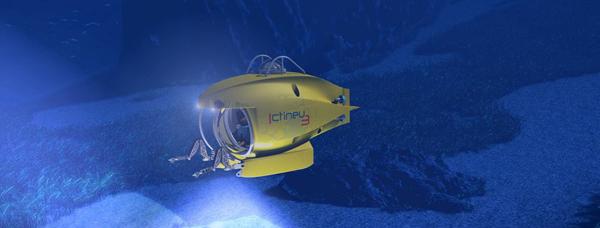 ictineu3 submarino
