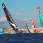 La Volvo Ocean Race vuelve al mar