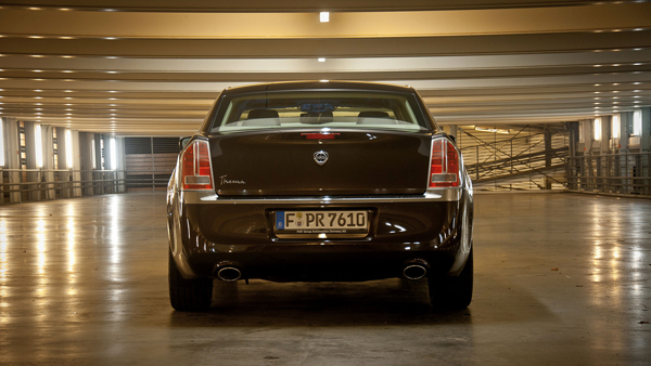 2012 Lancia Thema 3.6 V6 Pentastar Executive Edition by marioroman pictures