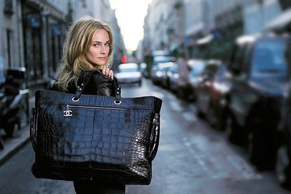 Chanel Croc Biarritz