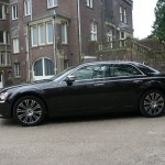 Lancia Thema Executive, grandeza y elegancia