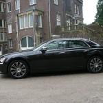 Lancia Thema Executive, grandeza y elegancia