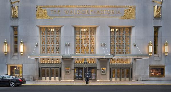 Venta billonaria del icónico Waldorf Astoria