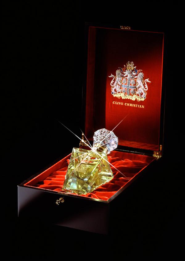 El Perfume más caro Clive Christian 2014 estilos de vida