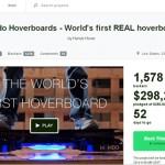 hover kickstarter