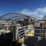 La exclusiva Terraza VIP del Circuito de Cheste