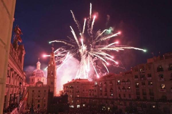 plaza espana alcoy fuegos