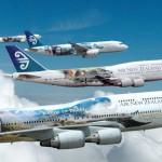 Air New Zealand Mejor Aerolínea 2015