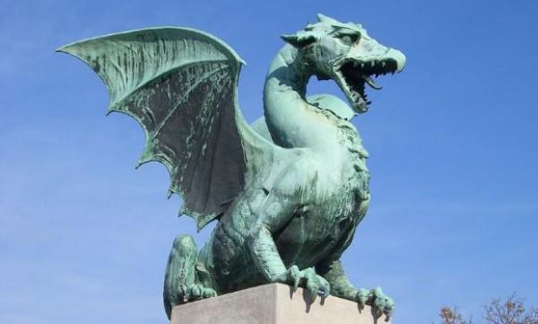 dragon de liubliana