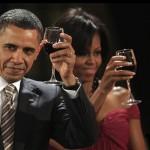 El vino que bebe Obama es gallego