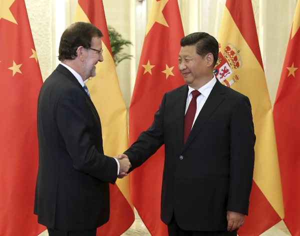 presidentes china espana