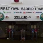 Tren Yixinou, la ruta de la seda del siglo XXI