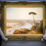 Sotherby's vende un óleo de Turner por €38 M