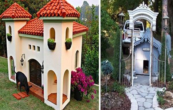 Casas de lujo para perros estilos de vida estilos de vida - Casa de mascotas ...