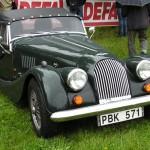 El exclusivo Morgan 4-4 desde 1936