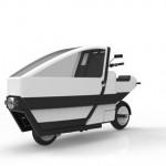 El nuevo prototipo para taxi VOI