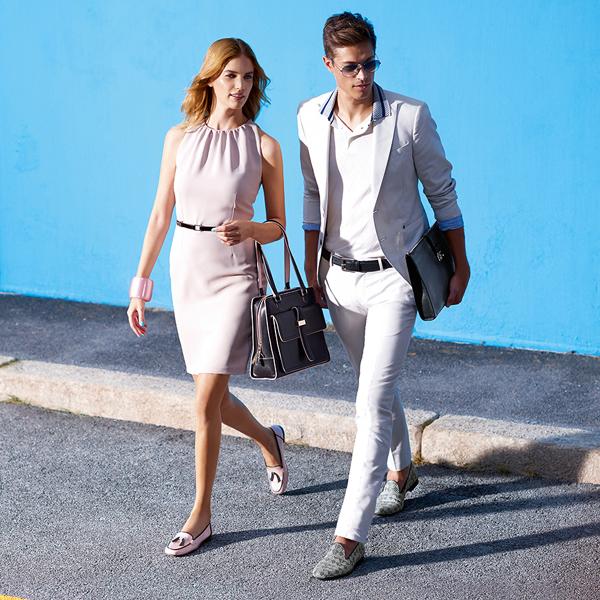 Cu00f3modos y elegantes zapatos de A. Testoni - estilos de vida - estilos de vida