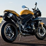 La nueva Triumph Speed Triple 2015