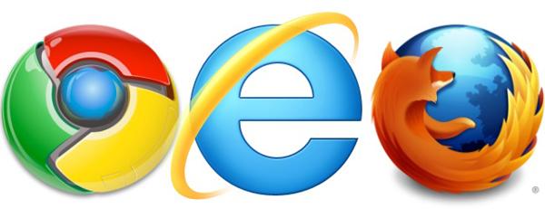 chrome-ie9-firefox-logos