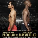 Pacquiao vs Mayweather, el combate del siglo